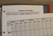 Budget / by Rochelle Smith
