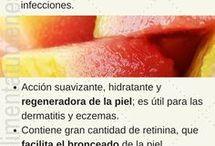 frutas tropicales y sus beneficios