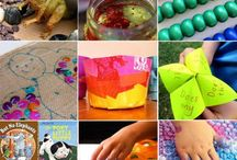 Sensory projects / Projects to help Special Needs kids learn