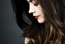 Hair: Brunettes