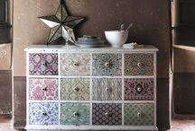Decopatch, collage décoratif