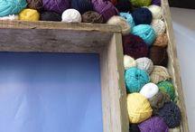 Crochet ~ Yarn / by Cindy Valdez Salgado