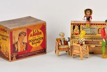 UNIQUE ART Tin Toys