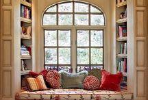 Reading Nook, Corner, Room