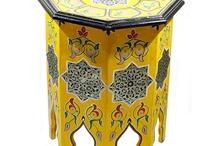 morrocan table