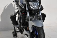 Yamaha MT03 2016 by Ermax Design / Accessories