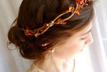 Autumn Wedding / Everything you may want/need for the perfect autumn wedding.