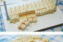 Con pan de molde