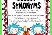 Reading:  Dr. Seuss / by B. Barrett