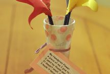 Preschool crafts / by Tara Bass