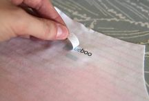 DIY - Clothing labels