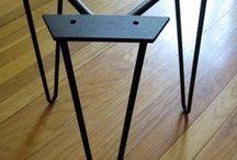 Ножки для столов (варианты)