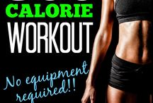 800 calorie home workout