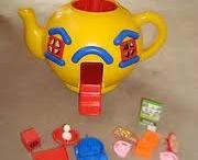 Childhood obsessions