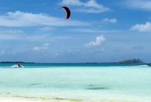 Los Roques - kite surf