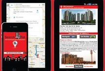 Navigation App for Apartment Search
