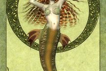 the unknown,cryptids,mermaids,