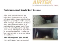 Airtek News / Airtek Hudson MA News, updates and press about business including carpet cleaning, hood vent cleaning, water damage and more.