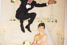 Celeb Weddings / by KathyEStudio
