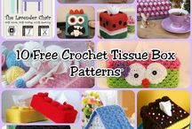 tissue box crochet free pattern