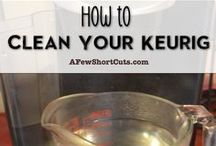 Keurig Cleaning Tips