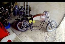 Suzuki GS550 Cafe Racer Project