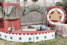 "anniversaire ""circus"""