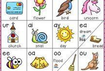 Engelsk Tricky Vowels