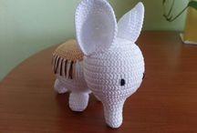 Handmade by Lenka / Háčkované hračky/Crochet toys