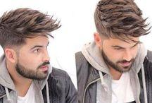 Long medium hair