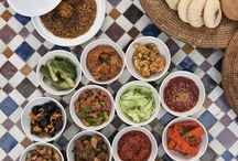 Moroccan food/recipes