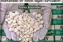 Kalp krizi aspirin