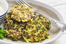 Things to do with courgette