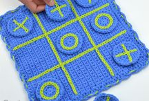 games Crochet Patterns