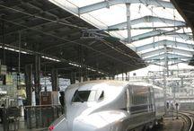 Shinkansen / 新幹線の画像をアップします。