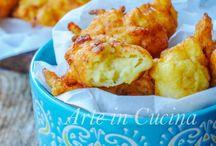 Bocconcini di patate al parmigiano