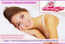 Lovegra Tablets / Lovegra tablets are widely popular among women, because they improve blood flow to the genital, boost up vaginal sensitivity and improve sex drive. Check out prices and offers on lovegra now. Call - 01614083903