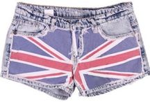 Clothes - Shorts / women's shorts. Long, short and fun for summer