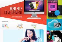 Software Website Templates