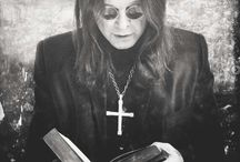 OZZY OSBOURNE / Heavy Metal Team Black Sabbath