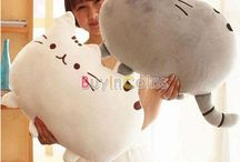 Plushies for a better and happier life <333