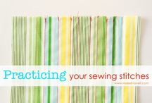 sewing things...maybe / by Nina Brousseau