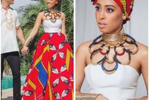 The African Print. Culture Attire. Sibahle!