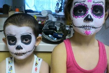 halloween make up kids