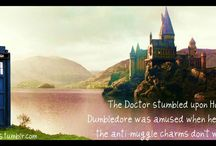 Harry Potter and the Neverending Pinterest Board