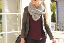 Ladies Winter Fashion / Winter is a fantastic time for Ladies fashion. Layering, monotone styles and accessories are all the rage. Here is a selection of some great designs. Find womens winter fashion online now at OD's