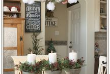 Christmas Decorating / Decorating the house for the holidays / by DeborahCruz