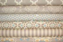 Fabric & Supplies / by Heidi Weston