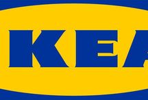 Ikea brand identity.