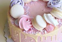 tartas y merengues